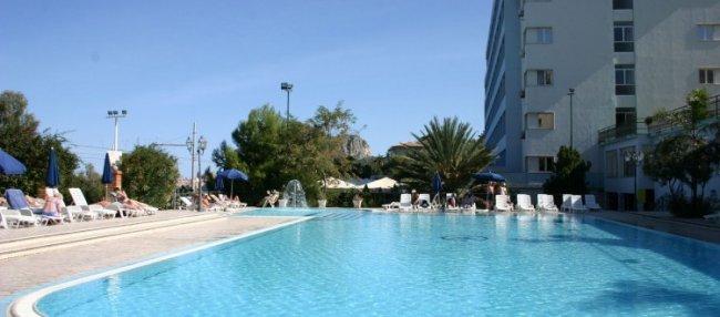 Hotel Santa Lucia Le Sabbie D'oro
