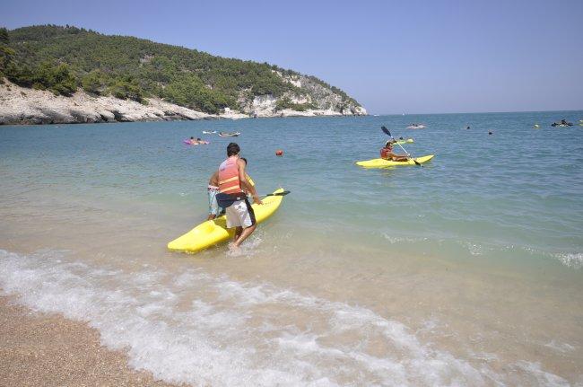 Pugnochiuso Resort - Hotel Del Faro