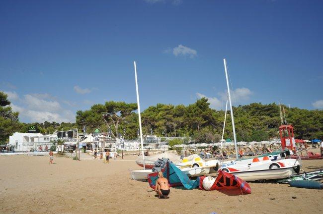 Camping Villaggio Capo Vieste