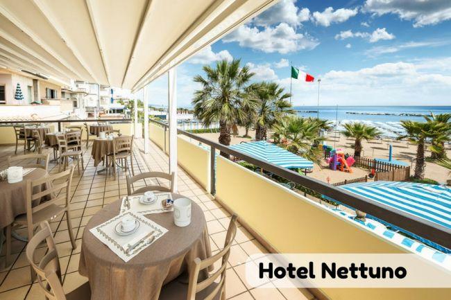 Hotels Poseidon E Nettuno