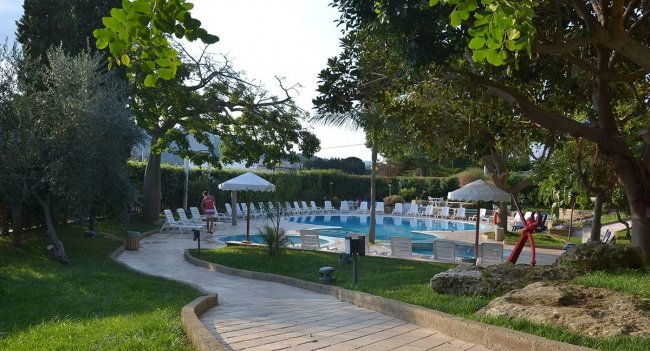 Park Hotel Valle Clavia