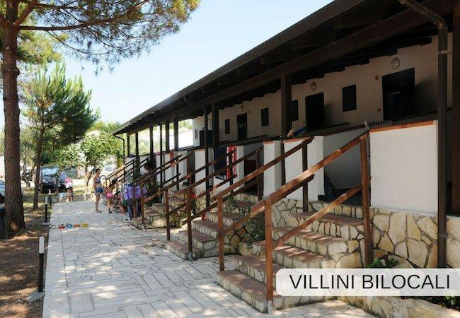 Camping Villaggio San Pablo